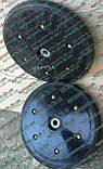 Чистик 107-113D дисков сошника металлический SCRAPER 107-075D з.ч. GP 107-113d, фото 8