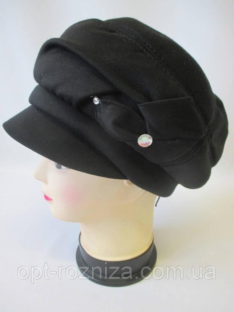 Женские шапки с козирьком