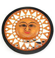 "Зеркало мозаичное ""Солнце"" (d-20 cм)"