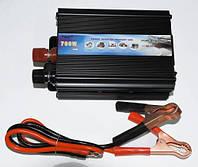 Преобразователь авто инвертор 12v-220v 700w  f