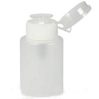 Помпа пластиковая для жидкостей 150 мл