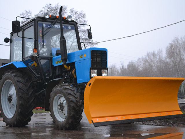 403Лопата для трактора мтз 82