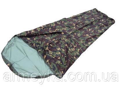 Мембранные (Goretex) чехлы на спальные мешки DPM. Великобритания, оригинал