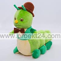 Мягкая игрушка Гусеница 001, 35*30см
