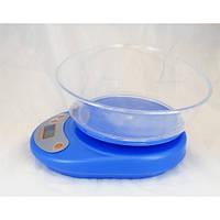 Весы кухонные с чашей от 1г до 5 кг, A54