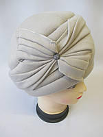 Теплые женские шапки на зиму, фото 1
