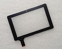 Оригинальный тачскрин / сенсор (сенсорное стекло) для Ainol Novo 7 Crystal (черный цвет, самолкейка)