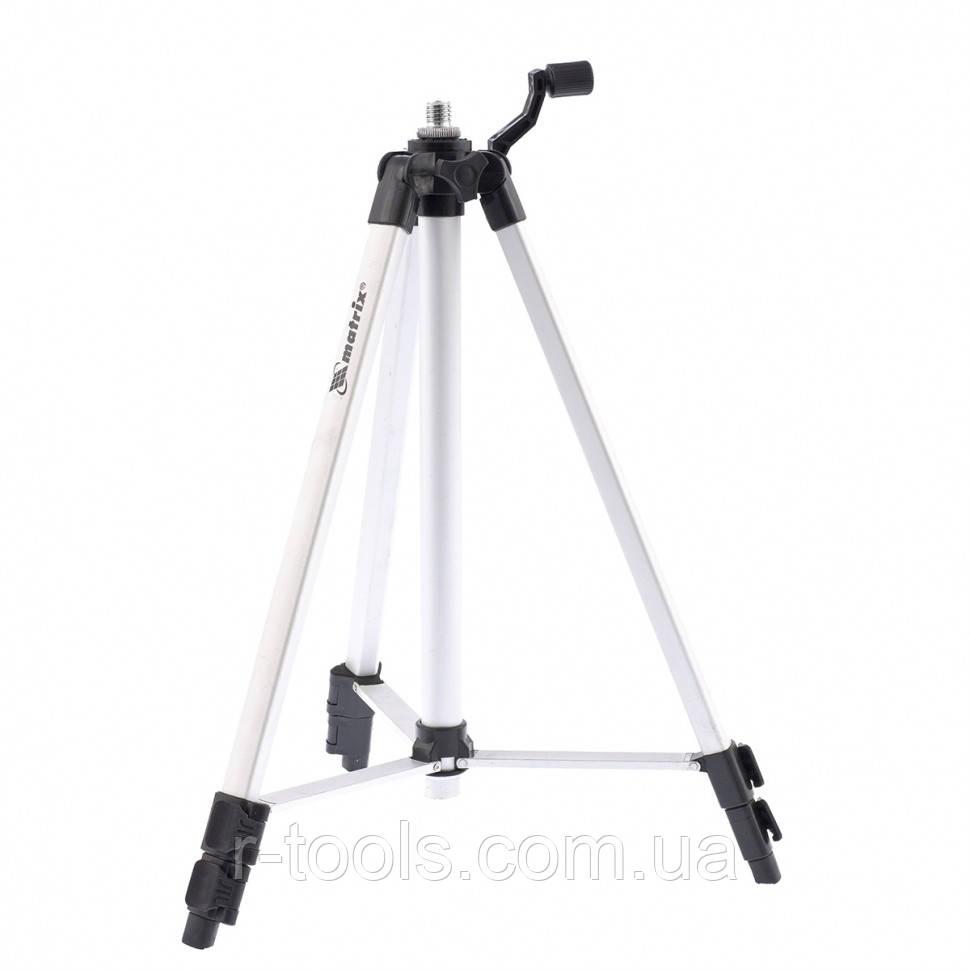 Штатив для лазерных уровней 420-1260 мм MTX 350909