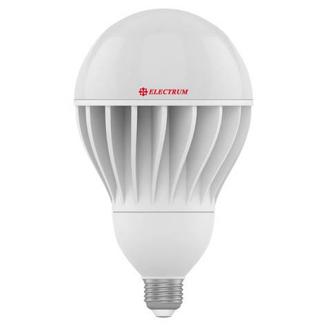 Светодиодная лампа D120 30W E27 4500 AL LG-30, фото 2