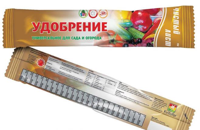 """Удобрение """"Чистый Лист"""" для сада и огорода универсальное (100г), фото 2"""