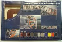 Автомобильный декор салона Mersedes Vito 1996-99г.