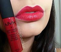 Жидкая матовая помада NYX Soft Matte Lip Cream , фото 1