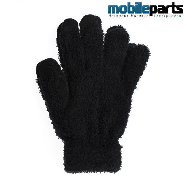 Перчатки для сенсорных экранов TOUCHER CXB (Черный)