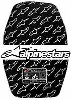 "Защита спины в куртку Alpinestars RC black ""L"", арт.650164 10, арт. 650164 10"