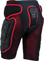 Мотошорты защитные ALPINESTARS Bionic Freeride черный красный L