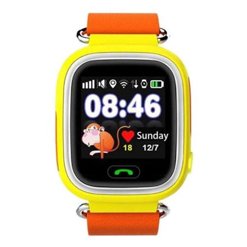 Смарт-годинник Smart Baby Q100 Orange