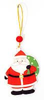 "Украшение на ёлку ""Дед мороз"" (9х6х0,5 см)"