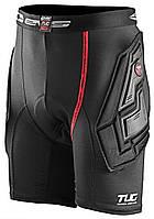 Мотошорты зашитные EVS TUG 05 IMPACT черный XL