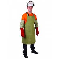 Фартук брезентовый, огнестойкий фартук, рабочий, рабочая одежда