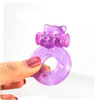 Эрекционное кольцо Bear Cock Ring