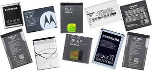 Аккумуляторы для телефонов, планшетов, умных часов