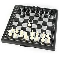 Шахматы магнитные (19,5х19х1,5 см)