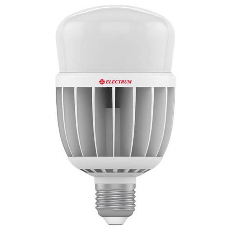 Светодиодная лампа A80 30W E27 4000 AL LA-40, фото 2