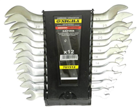 Ключи рожковые CrV satine SIGMA 6010331