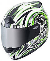 Uvex  Wing  RS  745  L  white-green-shiny