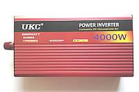 Преобразователь UKC-4000W автомобильный 12v Power Inverter