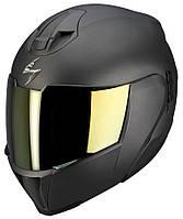 "ШЛЕМ Scorpion EXO-910 AIR Solid  Matte Black ""XL"", арт.91-100-10, арт. 91-100-10"