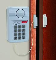 Кодовая дверная и оконная сигнализация