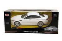 Машина DX 121438 DH (6шт) р/у, аккум, свет, BMW Concept M5, 1:14, 35см, в кор-ке,46,5-21-19см