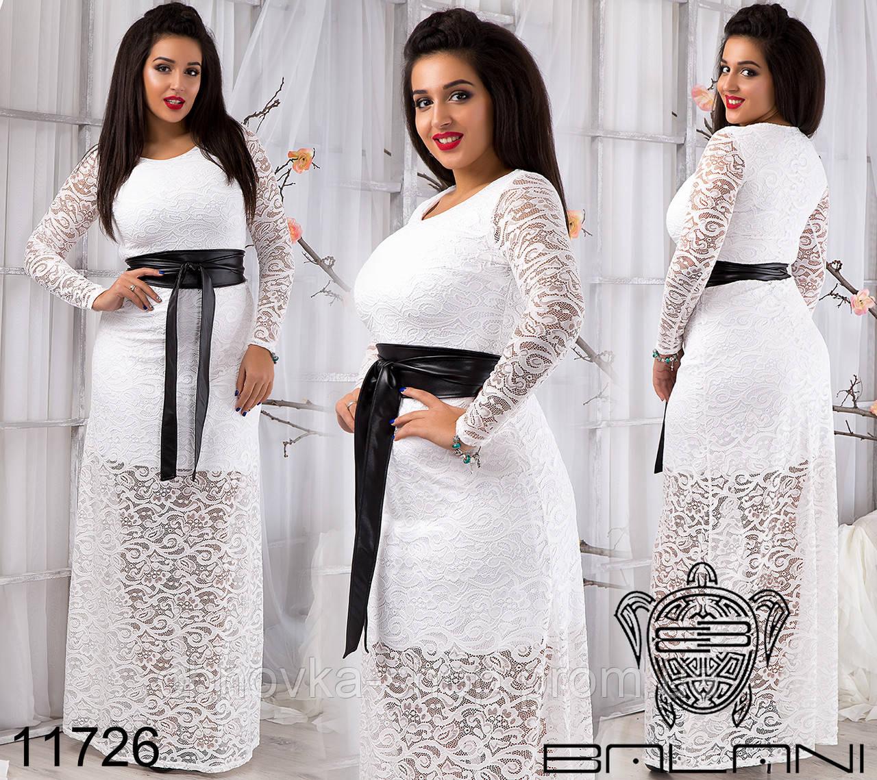 a9854bf64c7 Вечерние платья больших размеров 48-54 11726 4 цвета - Интернет-магазин  одежды и
