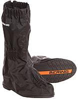 Дождевые бахилы Bering черные, XL