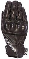 Перчатки Bering кожа Raven черный, (Т11)