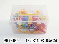 Детские наборы. Игровой набор доктора 8402-1. Мини-инструменты доктора, тематические наборы. 16 предметов