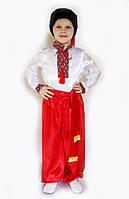 Костюм Украинец-1 на возраст от 3 до 6 лет