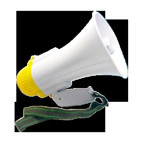 Громкоговоритель, рупор, мегафон HQ-108 А115