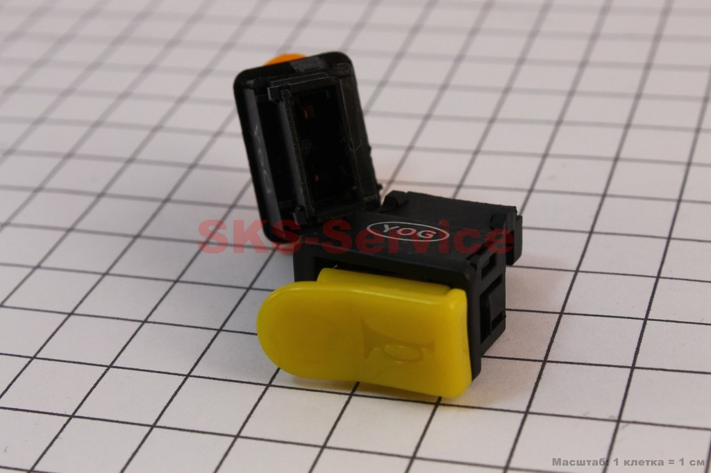 Кнопка - сигнала DIO/GY6 (315055)