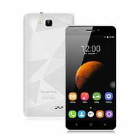 Смартфон Oukitel C3 white 5.0 Дюймов 3 Г WCDMA  Android 6.0 Quad Core 1 ГБ + 8 ГБ I