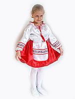Костюм Украиночка-1 на возраст от 3 до 6 лет