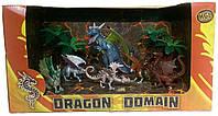 Игровой набор HGL Dragon Domain Волшебные драконы Серия A 6 шт (SV11711)