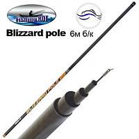 "Удочка ""Blizzard pole"" Carbon Pole Rod LBS9021-1 4m б/к (M24)"