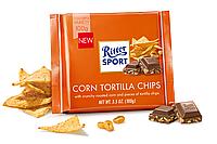 Шоколад Ritter Sport Knusper Tortilla Chips