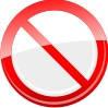Знаки забороняючі