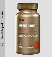GNC MELATONIN 1 мг 120 капс.