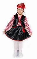 Карнавальный костюм Пиратка на возраст от 3 до 6 лет