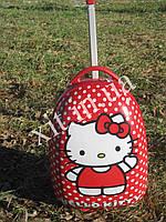 Детские чемоданы на 2 колесах Hello Kitty, фото 1