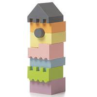 Деревянная игрушка LD-3 Пирамидка 11322 Cubika